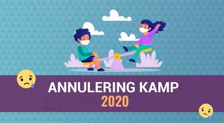 Annulering kamp 2020
